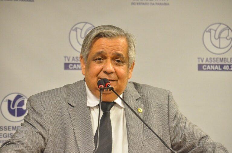 NOTA – Deputado Edmilson Soares segue internado em observação e pode ser transferido para São Paulo