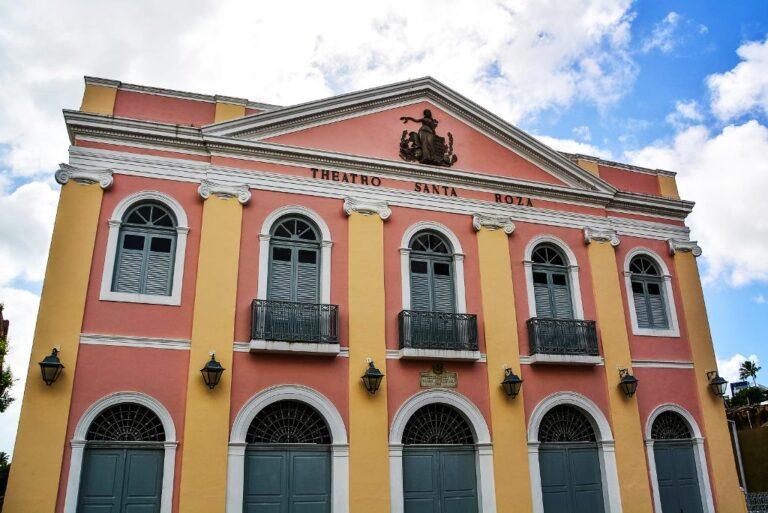Aulas remotas: Teatro Santa Roza inscreve para turmas de balé clássico, dança flamenca e dança contemporânea