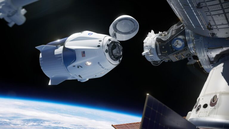 ISS – Caminhada espacial