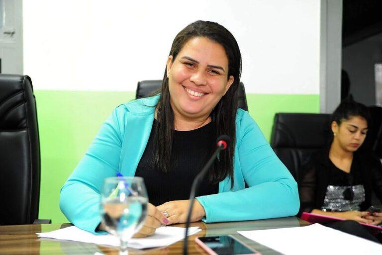 MPE investiga Luciene de Fofinho por abuso de poder político