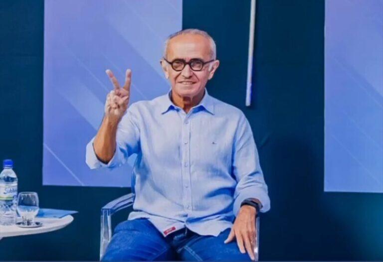 Com 58,40% das urnas apuradas, Cícero Lucena abre vantagem de 21 mil votos