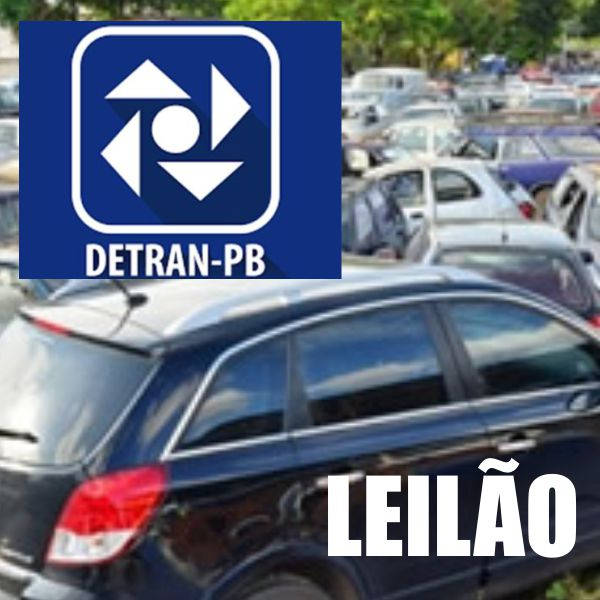 Detran-PB promove primeiro leilão de veículos de 2021 nesta quinta e sexta-feira