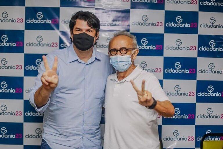 Posse de Cícero Lucena e Léo Bezerra acontece nesta sexta com transmissão ao vivo