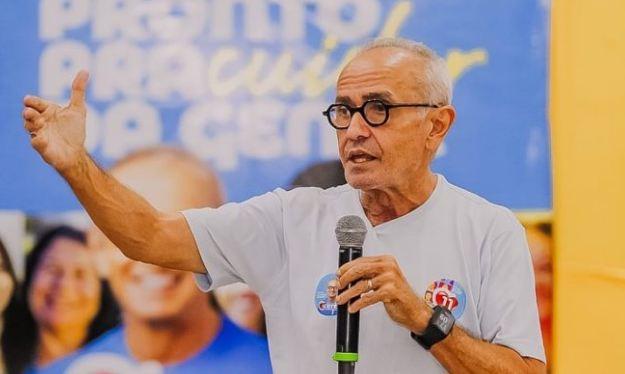 """""""Não foi uma jogada de marketing para conquistar voto"""", diz Cícero sobre aliança com João Azevedo"""