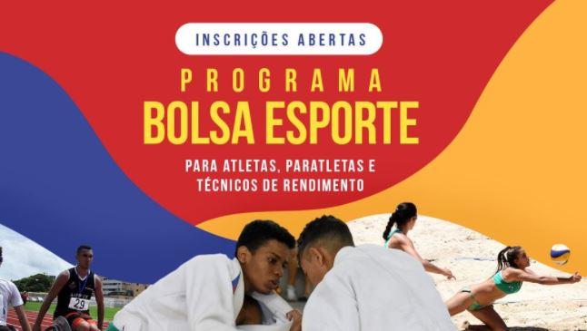 Governo do Estado realiza pagamento de mais uma parcela do programa Bolsa-Esporte
