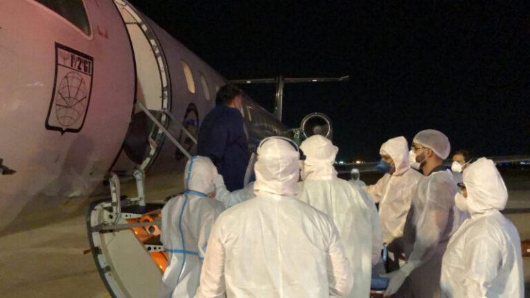 Paraíba recebe mais 15 pacientes vindos de Manaus