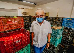 Prefeitura de João Pessoa realiza doação de 8,5 toneladas de alimentos para instituições sociais