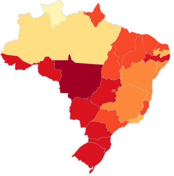 Datafolha: 71% dos brasileiros apoiam restrição do comércio e serviços contra a Covid-19; 28% são contrários
