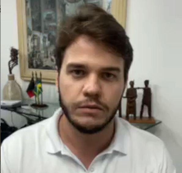 OPINIÃO | Bolsonarista Bruno Cunha Lima prefere questionar os dados que proteger Campina Grande da COVID