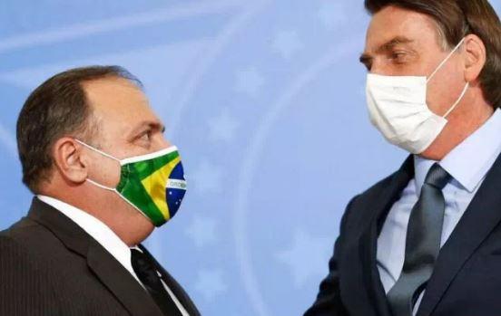 Segundo O Globo, Pazuello alega problemas de saúde e pede para deixar ministério