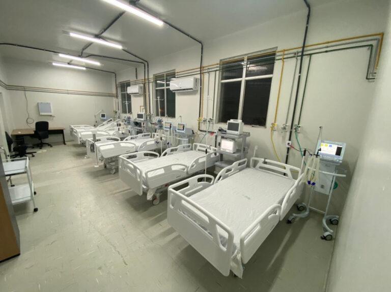 Hospital de Clínicas em Campina Grande amplia para 60 os leitos de UTI para tratamento da Covid-19