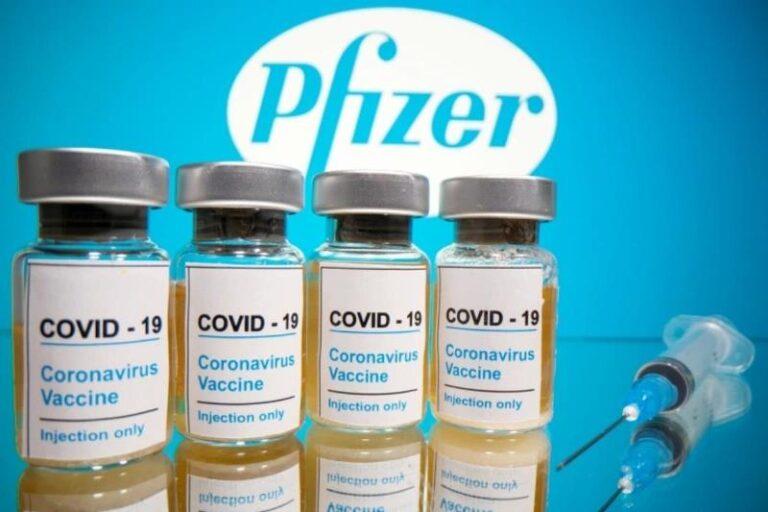 Governo Federal começa a distribuir hoje lote de 1 milhão de vacinas da Pfizer