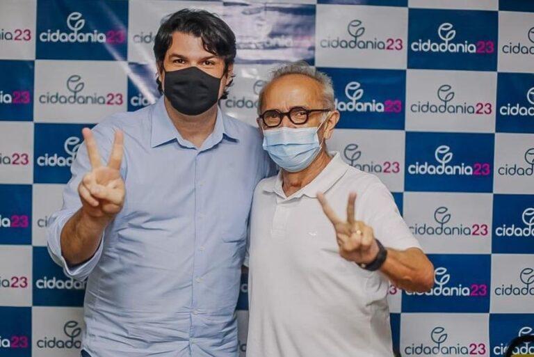 OPINIÃO | Com transmissão de cargo a Léo Bezerra, Cícero faz gesto de confiança ao Cidadania de João Azevedo