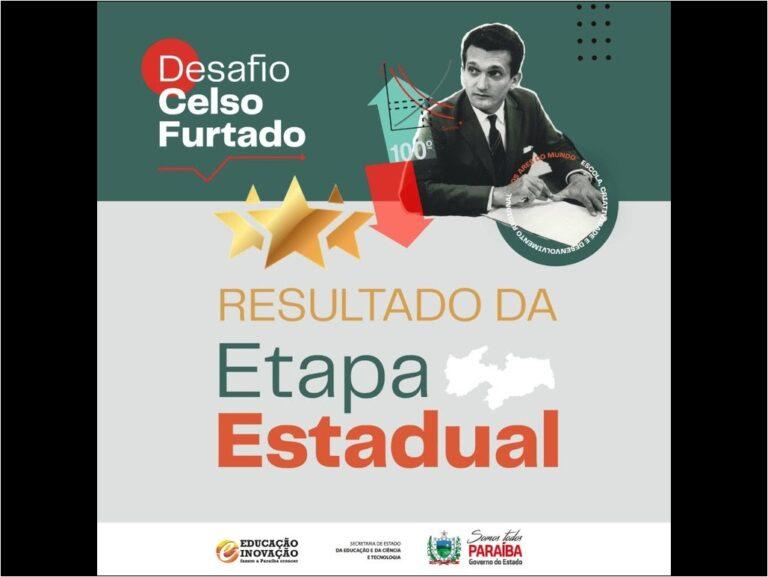 Confira os vencedores do Desafio Celso Furtado, etapa estadual