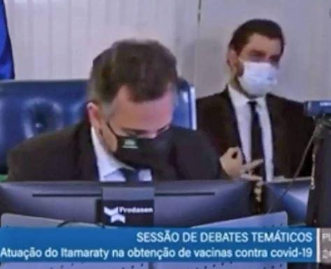 Senado aprova voto de censura a assessor da Presidência da República