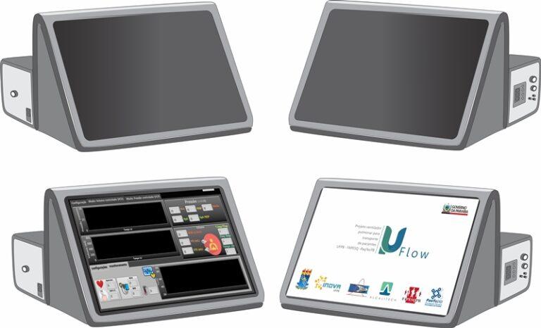 Covid-19: UFPB obtém patente de ventilador pulmonar portátil