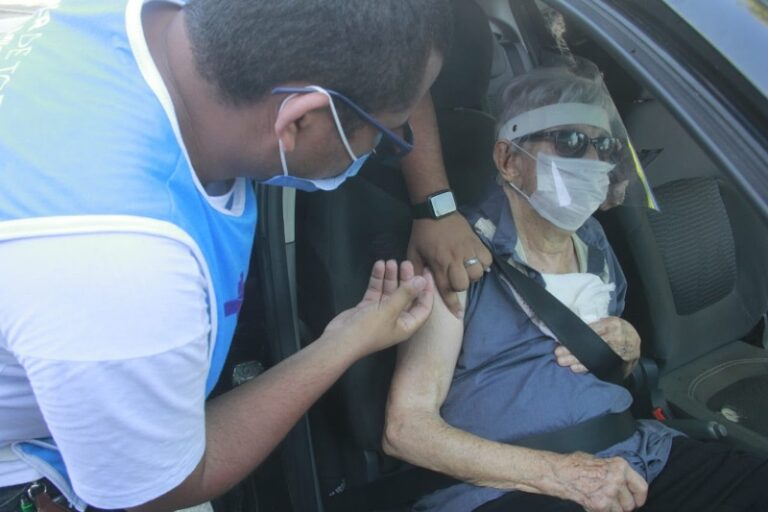 Covid-19: Internação de idosos acima de 60 anos cai 11% na Paraíba