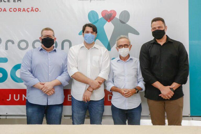 Ação social | Cícero inicia entrega de cestas básicas do 'Procon-JP Solidário' que vão beneficiar famílias em vulnerabilidade