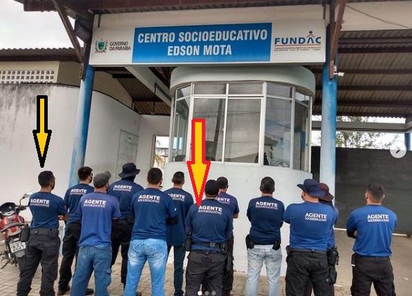 Grupo ligado a Ricardo Coutinho e Cida Ramos teria organizado motim ocorrido na Fundac