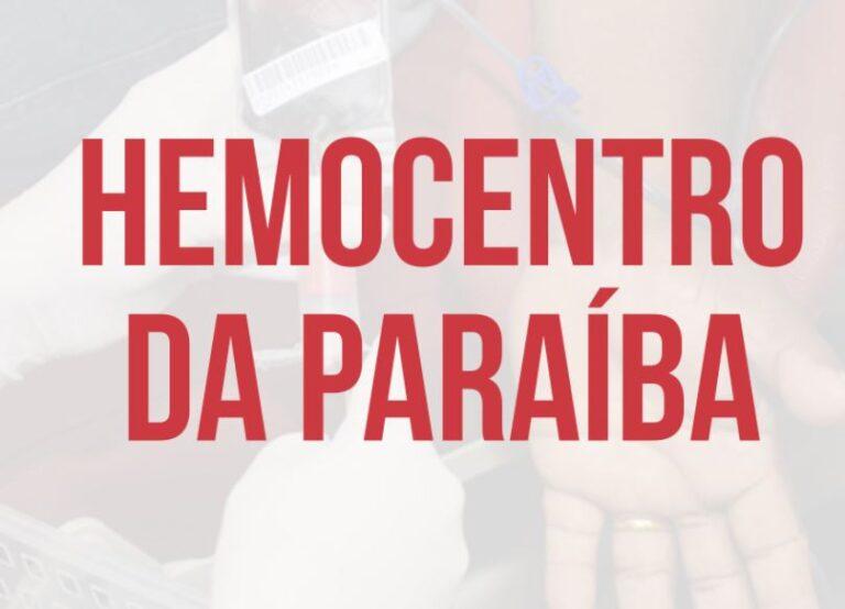 Hemocentro faz apelo para doações urgentes de sangue A- e O-