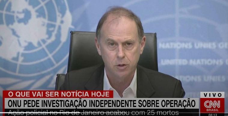 ONU pede investigação independente sobre ação policial na favela do Jacarezinho