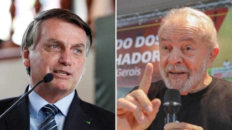 Pesquisa Ipec: Lula tem 49% das intenções de voto e Bolsonaro 23%