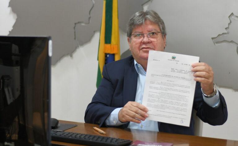 Governador João Azevêdo institui marco legal da Ciência e Tecnologia e anuncia investimentos de R$ 28,2 milhões em pesquisas na Paraíba