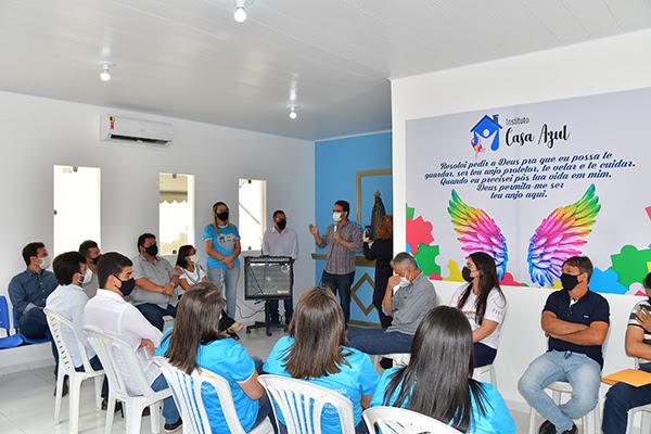 Governo da Paraíba amplia atendimento aos autistas para quatro municípios do Brejo